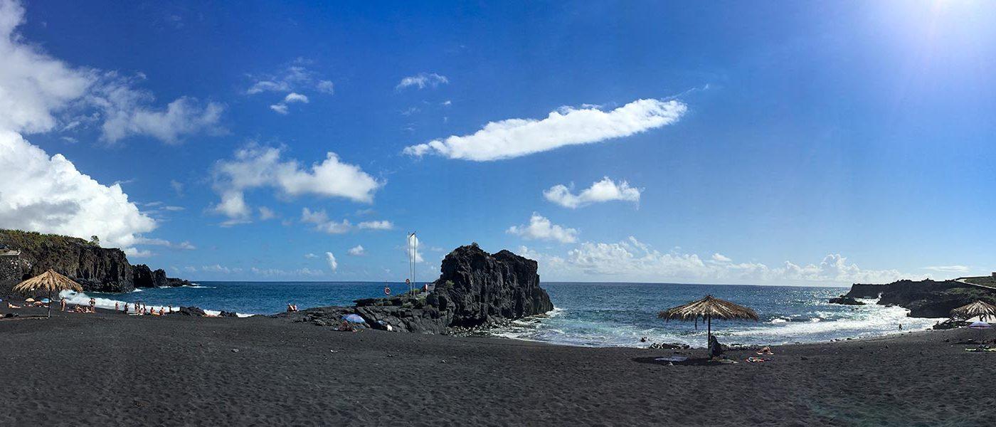 La Palma Strand